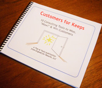Picture of the book Customers for Keeps